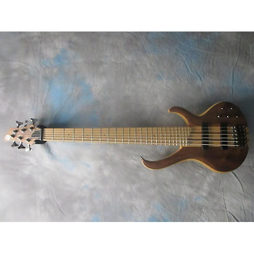 Ibanez BTB676M Natural Electric Bass Guitar