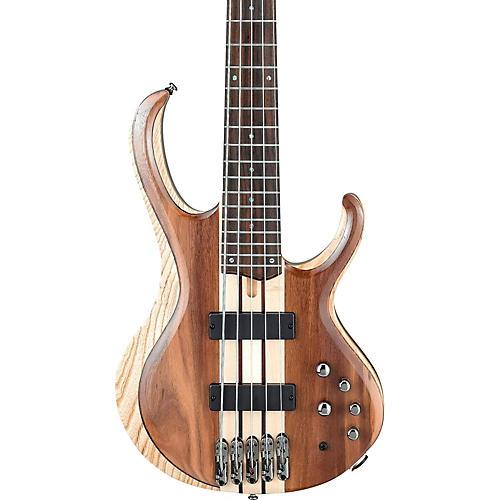 Ibanez BTB745 5-String Electric Bass Guitar-thumbnail