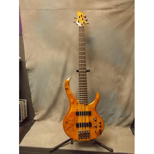 Ibanez BTB775PB 5 String Electric Bass Guitar-thumbnail