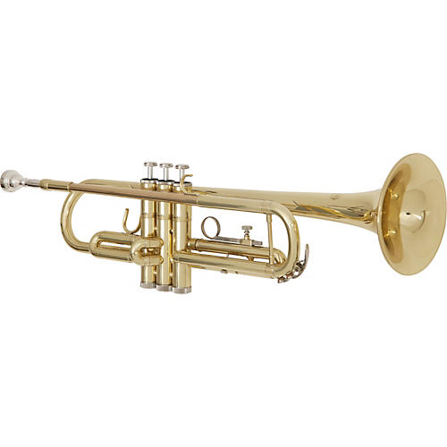 Bundy BTR-300 Series Student Bb Trumpet Lacquer | Guitar ...