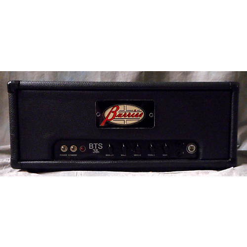 Burriss Amps BTS 38 Tube Guitar Amp Head