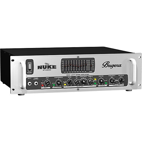 Bugera BTX36000 The Nuke 3600W Bass Amp Head