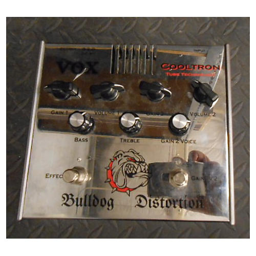 Vox BULLDOG Effect Pedal Package-thumbnail