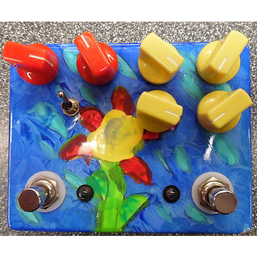JHS Pedals BUN RUNNER HAND PAINTED (ONE OF) Effect Pedal-thumbnail