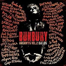 BUNBURY - Archivos Vol 2: Duetos
