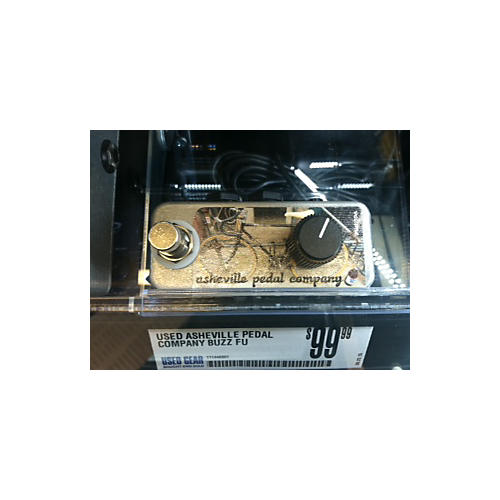 In Store Used BUZZ FUZZ Effect Pedal-thumbnail
