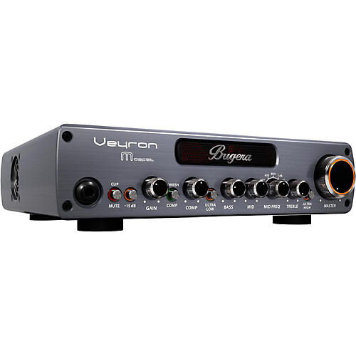 Bugera BV10001M Veyron MOSFET 2,000W Bass Amplifier Head-thumbnail
