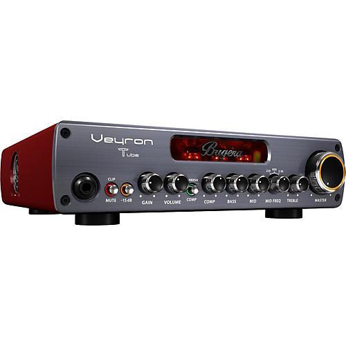 bugera bv1001t veyron tube 2 000w tube hybrid bass amplifier head black guitar center. Black Bedroom Furniture Sets. Home Design Ideas