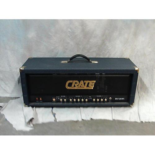 Crate BV120H Blue Voodoo 120W Tube Guitar Amp Head-thumbnail