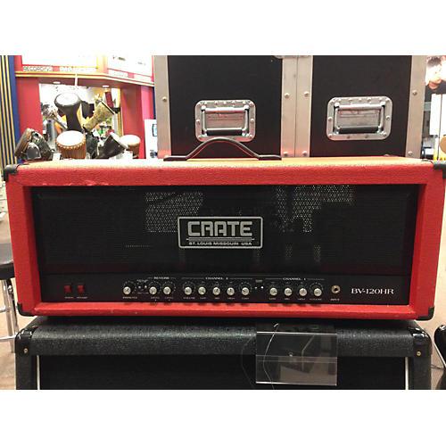 Crate BV120HR Blue Voodoo 120W Tube Guitar Amp Head