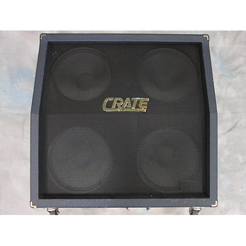 Crate BV120S Blue Voodoo 120W Guitar Cabinet-thumbnail