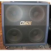 Crate BV412A Guitar Cabinet