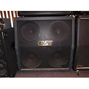 Crate BV412S Blue Guitar Cabinet