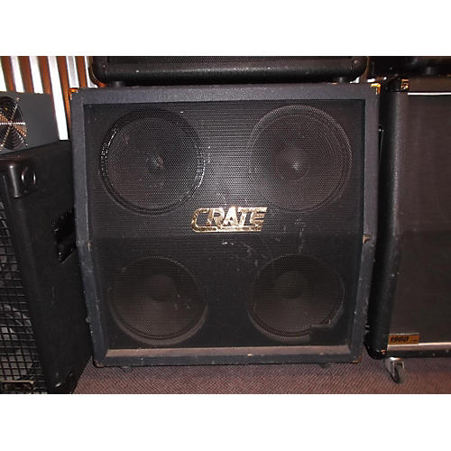 Crate BV412S Blue Guitar Cabinet-thumbnail