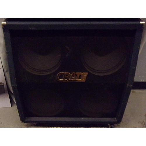 Crate BV412S Blue Voodoo Guitar Cabinet