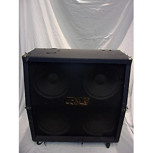 Pre-owned Crate BV412S Guitar Cabinet by Crate