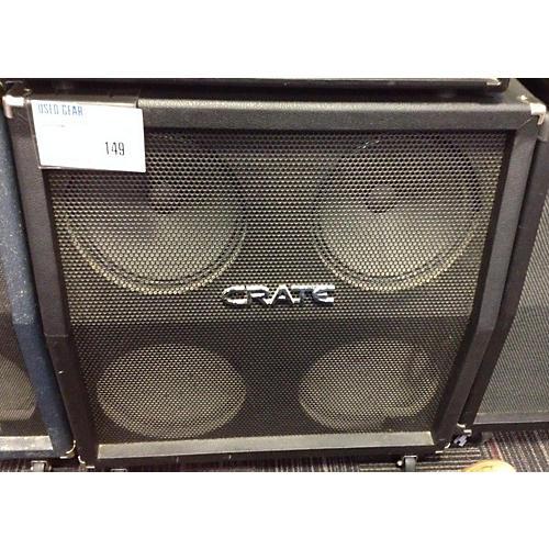 Crate BV412SL Black Guitar Cabinet-thumbnail