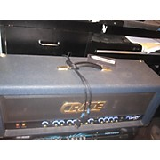 Crate BV60H BLUE VOODOO 60W Tube Guitar Amp Head