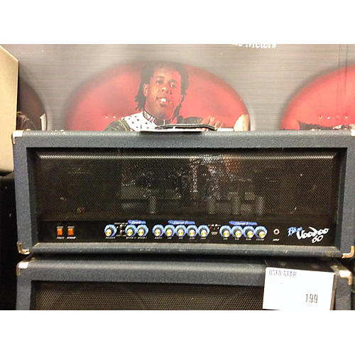 Crate BV60H Black Tube Guitar Amp Head-thumbnail