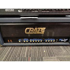 used crate bv60h blue voodoo tube guitar amp head guitar center. Black Bedroom Furniture Sets. Home Design Ideas