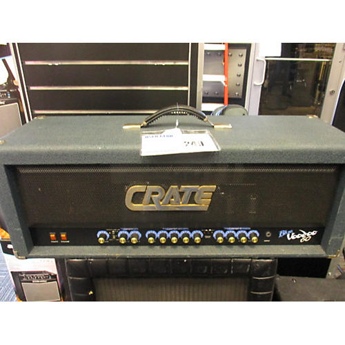Crate BV60H Tube Guitar Amp Head-thumbnail