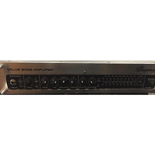 Bugera BVP5500 550W Tube Bass Amp Head-thumbnail