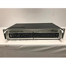Bugera BVP5500 550W Tube Bass Amp Head