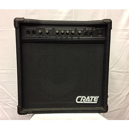 Crate BX-25 Bass Combo Amp