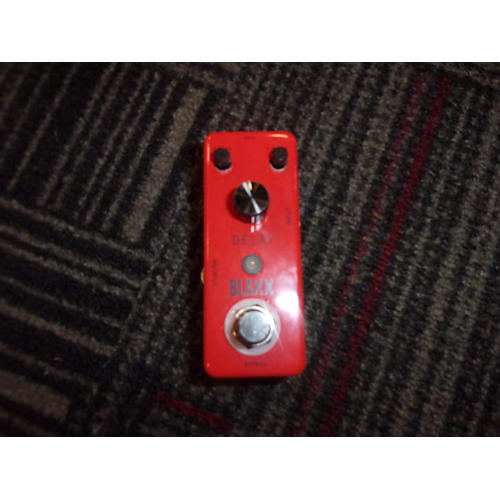 Stagg BX-DELAY Effect Pedal