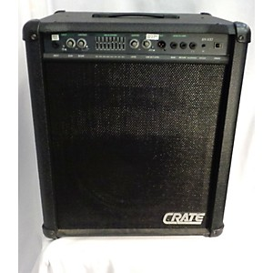 Pre-owned Crate BX100 1x15 100 Watt Bass Combo Amp