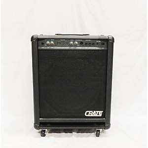 Pre-owned Crate BX100 1x15 100 Watt Bass Combo Amp