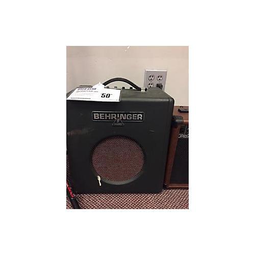 Behringer BX108 Thunderbird 1x8 Bass Combo Amp-thumbnail