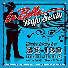 LaBella BX120 Bajo Sexto Strings