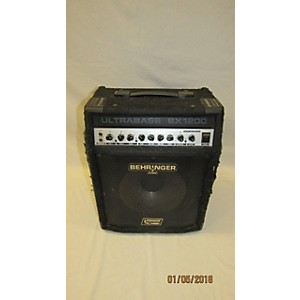 Pre-owned Behringer BX1200 Bass Combo Amp by Behringer