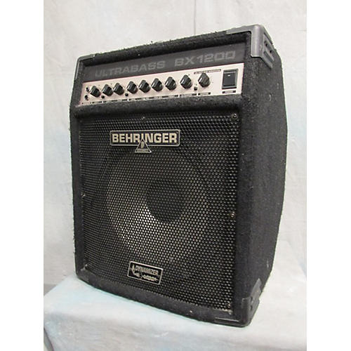 used behringer bx1200 ultrabass bass combo amp guitar center. Black Bedroom Furniture Sets. Home Design Ideas