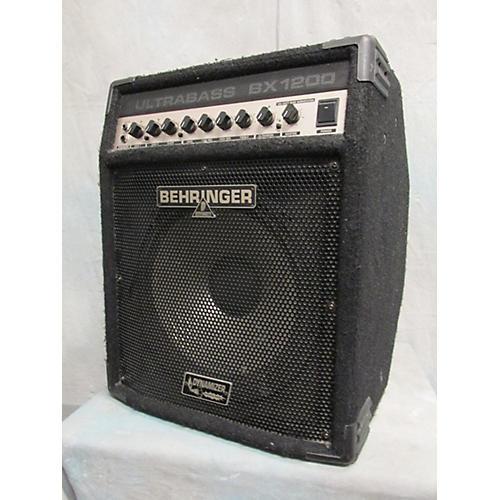 used behringer bx1200 ultrabass bass combo amp guitar center. Black Bedroom Furniture Sets. Home Design Ideas