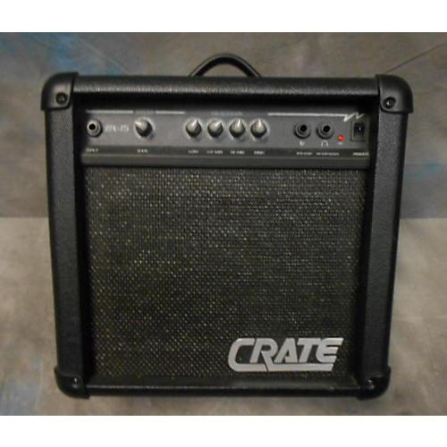 Crate BX15 1X8 15W Bass Combo Amp-thumbnail