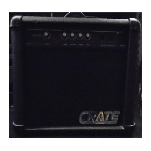 Crate BX15 1X8 15W Bass Combo Amp-thumbnail