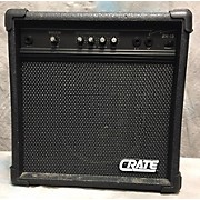 Crate BX15 1X8 15W Bass Combo Amp