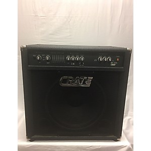 Pre-owned Crate BX2115 Bass Combo Amp