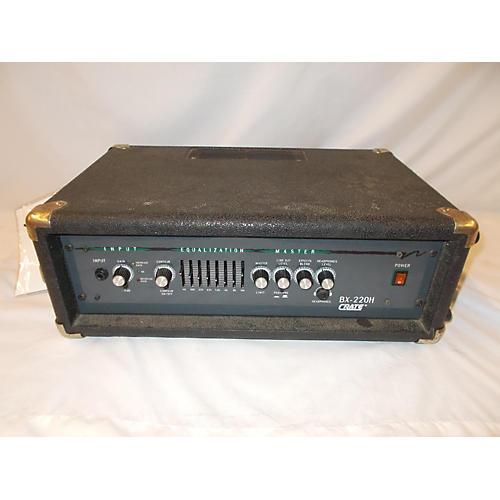 Crate BX220H Bass Amp Head
