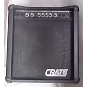Crate BX25 25W Bass Combo Amp