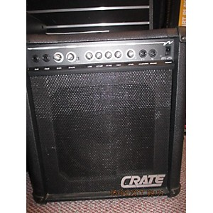 Pre-owned Crate BX25 Bass Combo Amp