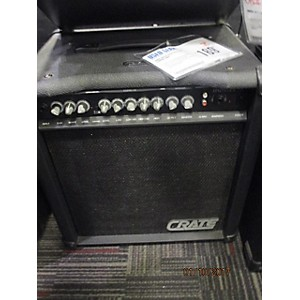 Pre-owned Crate BX25 Deluxe Bass Combo Amp