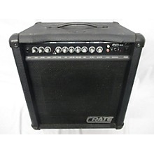Crate BX25DLX Bass Combo Amp