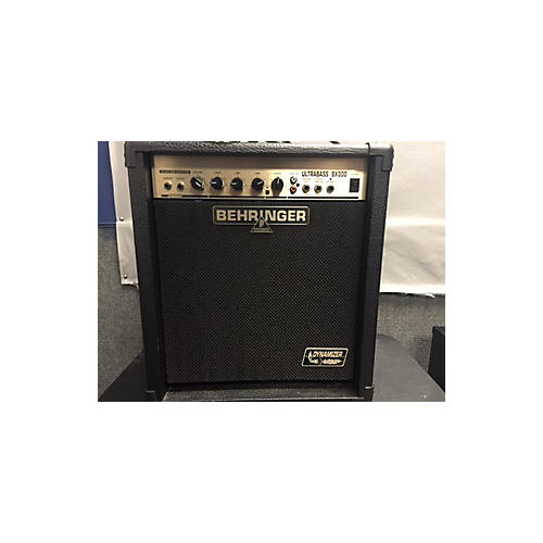 Behringer BX300 Bass Combo Amp