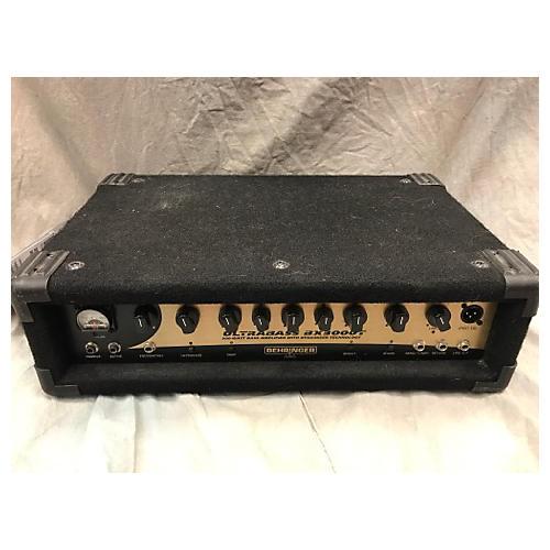 Behringer BX3000T Bass Amp Head