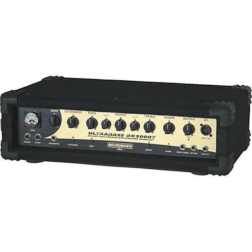 Behringer BX3000T Ultrabass 300W Bass Head