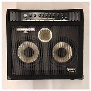 Pre-owned Behringer BX4210A Bass Combo Amp by Behringer