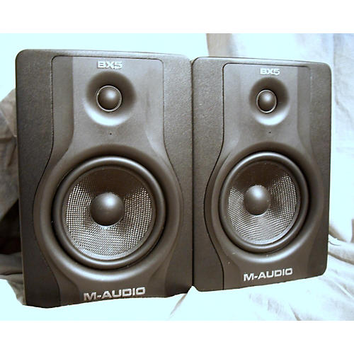 M-Audio BX5 Carbon Pair Powered Monitor